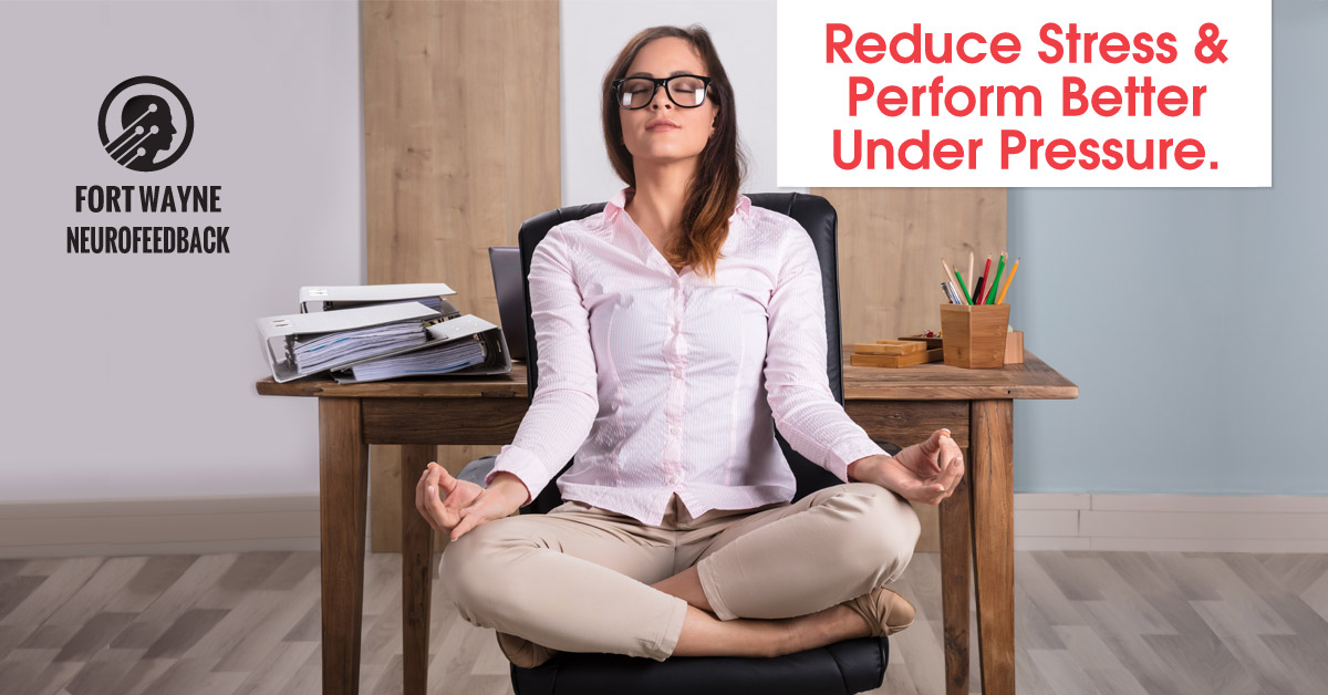 How to Reduce Stress & Perform Better Under Pressure.
