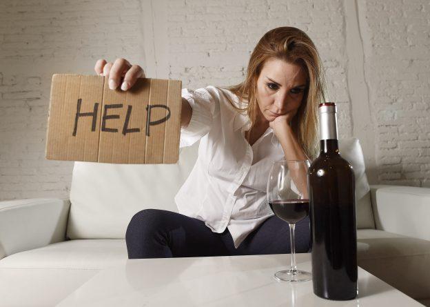 Alcoholics and Neurofeedback